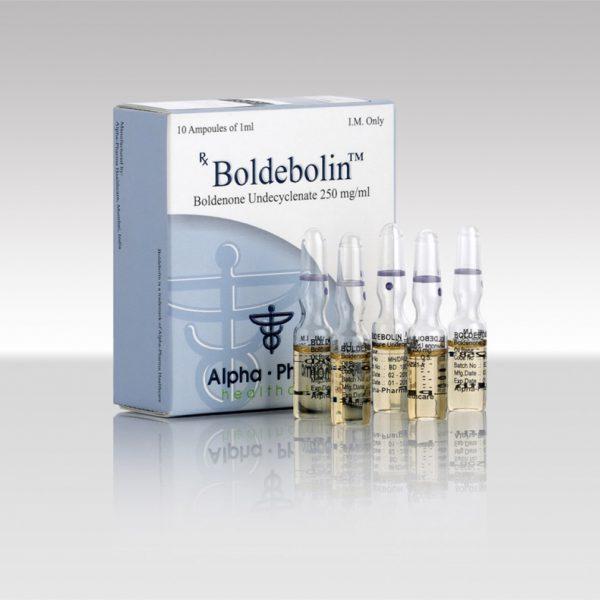 Buy Boldebolin (in ampoules) online