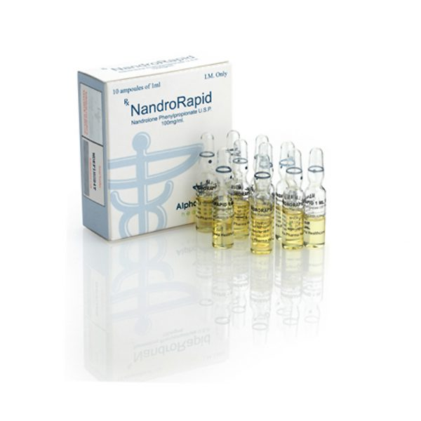 Buy NandroRapid (ampoules) online